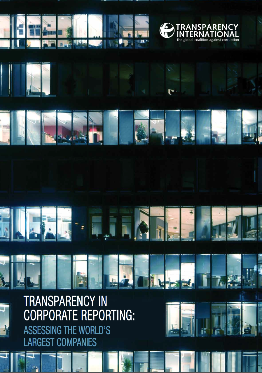 Bild_TI_Transparency_Ranking
